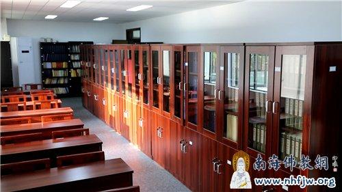 本焕学院图书馆