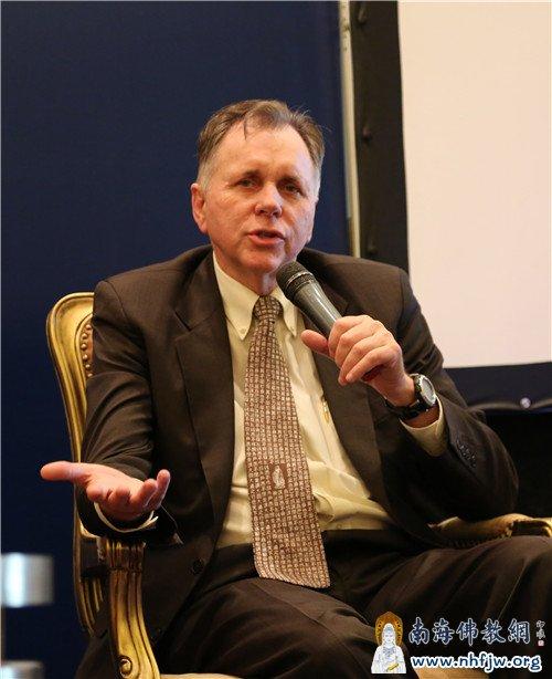 2005年诺贝尔医学奖获得者巴里·马歇尔教授发言